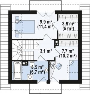 Жилой дом Д-014