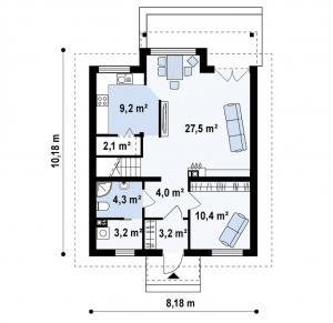 Жилой дом Д-015