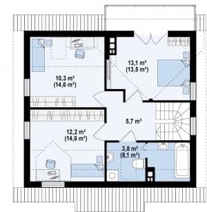 Жилой дом Д-017