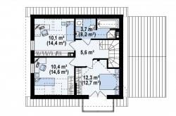 Жилой дом Д-018