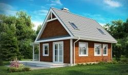 Жилой дом Д-022